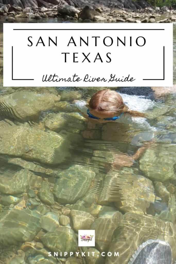 The ultimate list of the BEST Rivers in San Antonio Texas.  Floating the area rivers is the best way to beat the heat on a long summer day with your family.#thingstodoinsanantonio #summerthingstodo