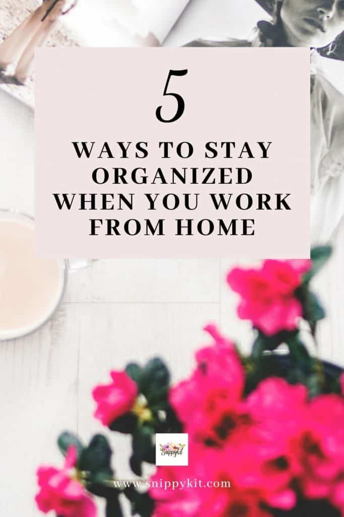 Find out how to avoid procrastination and distractions and increase your productivity. Here's how to be more productive when working from home.