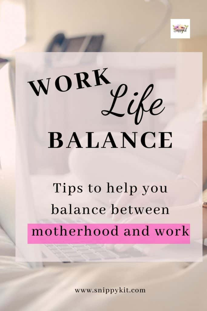 Achieving work-life balance can help you become more successful in every area of your life. Here are easy habits you can start doing today!